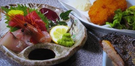 すし工房千寿の豪華寿司ランチ