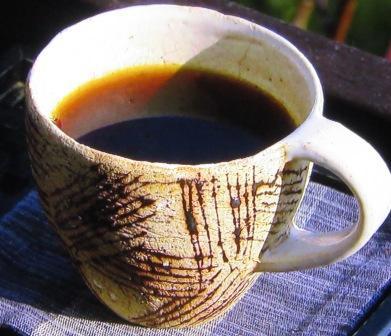 和カフェたらそのコーヒー