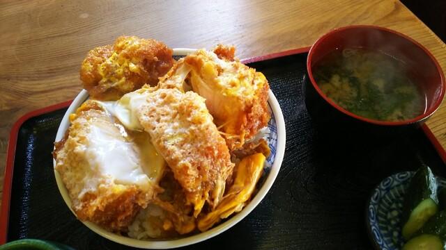 大島屋 カツ丼