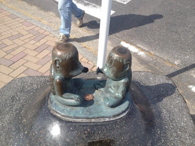 水木しげるロード銅像