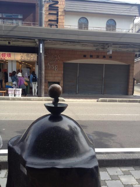 目玉のおやじ銅像