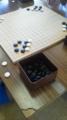 子供囲碁教室にきました(^_-)