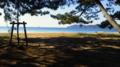 下松の海岸です。気持ちイイ(^_-)