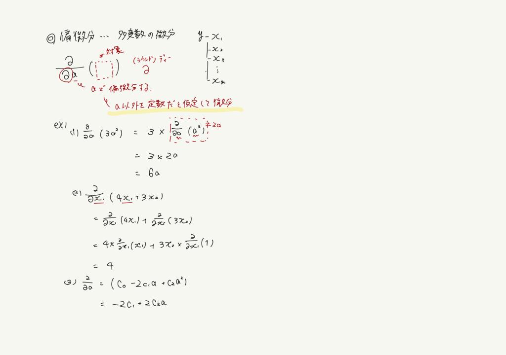 偏微分を学ぶ学習サイトudemy