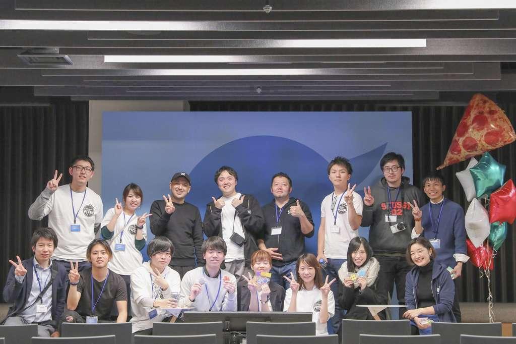 20代マーケピザ@TwitterJapan登壇者&運営