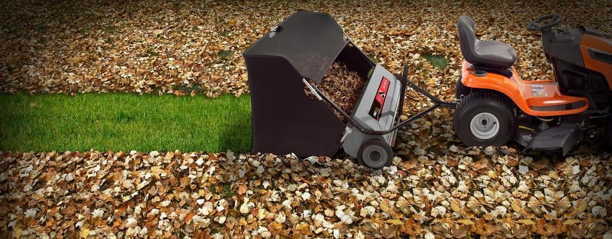 Ohio Steel Lawn Sweeper