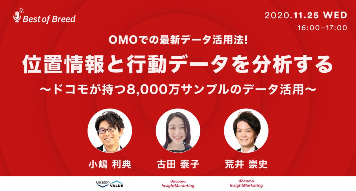 OMO最新データ活用法!位置情報と行動データを分析する