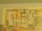 実相寺昭雄が描いたメトロン星人の色紙