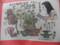 2012年12月28日朝日新聞広告 吉田戦車の「ウルトラセブン好きな5怪獣