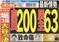 日刊ゲンダイ 2012予測