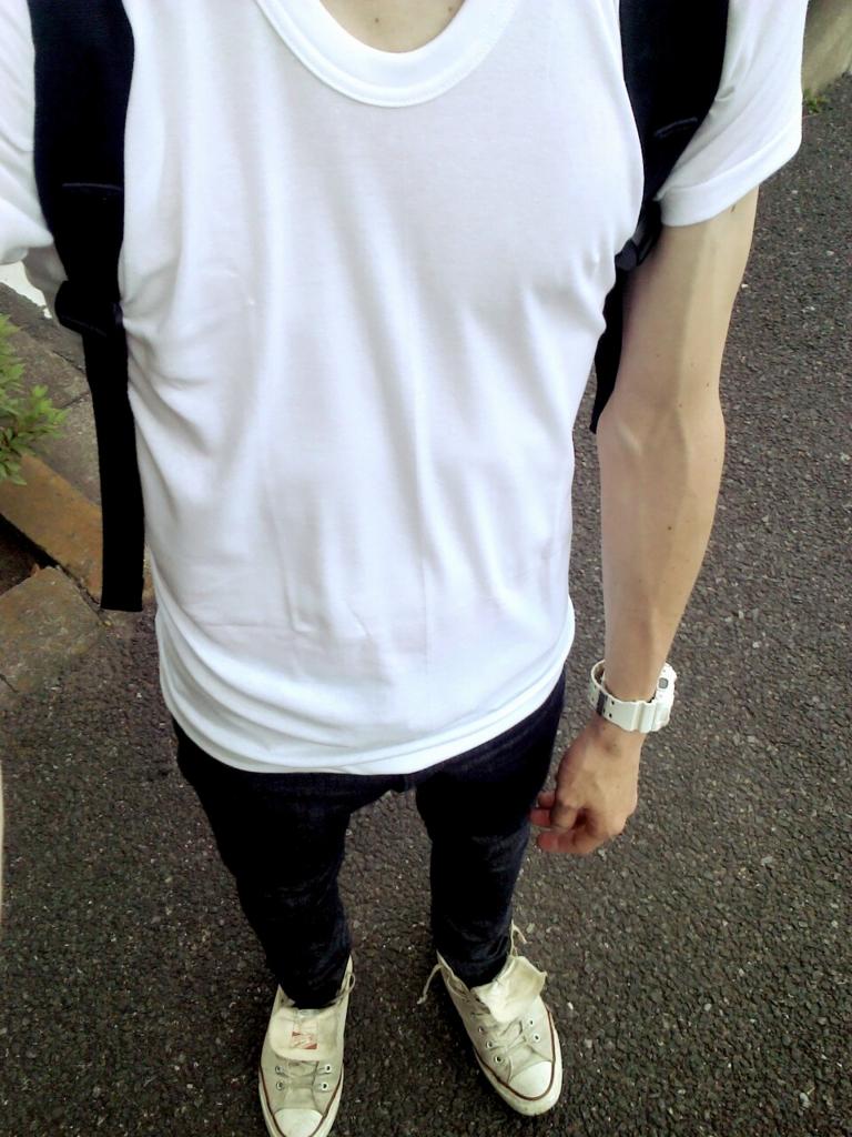 BVDパックTシャツ
