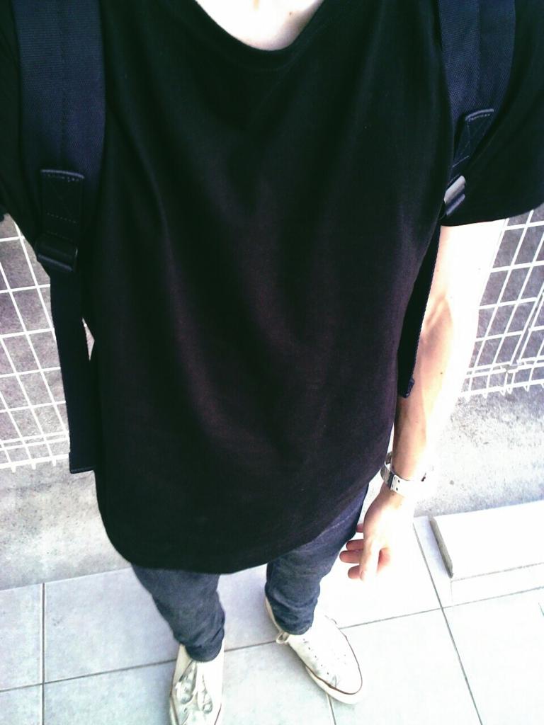 無印 Tシャツ