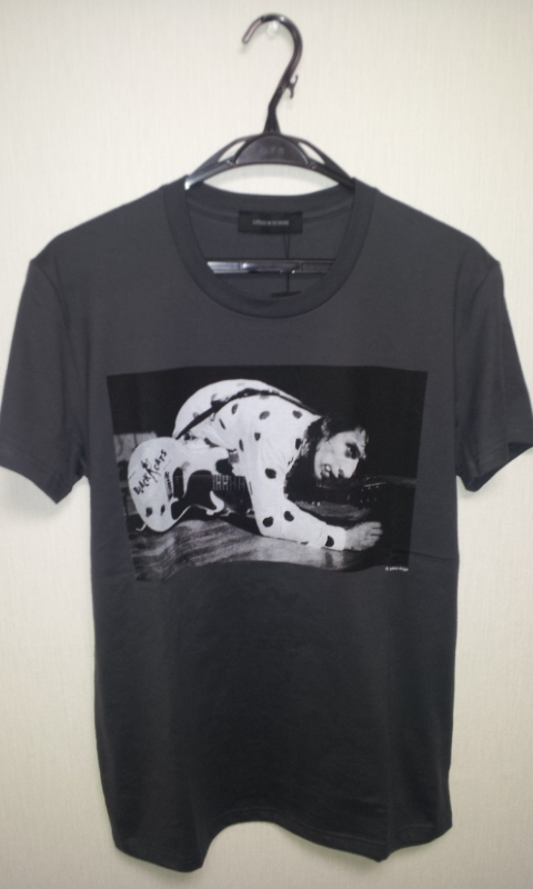 ジョニーサンダースのTシャツ