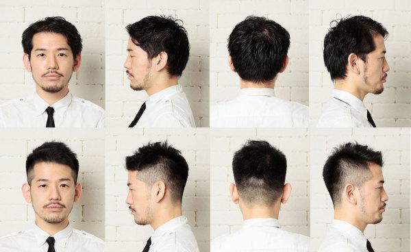 薄毛のヘアスタイル