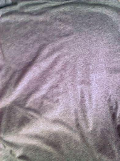 Tシャツの汗染み