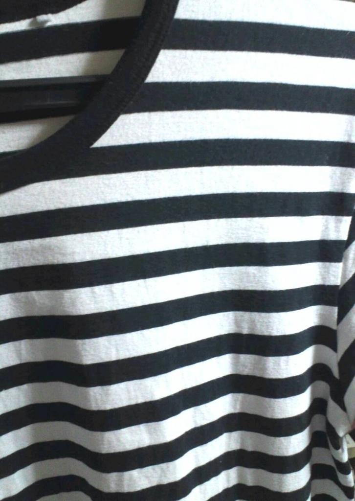 bodywildのボーダーTシャツ