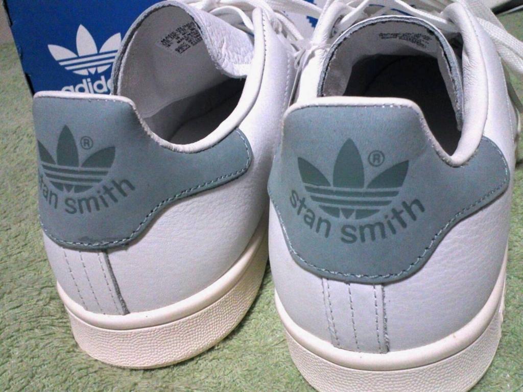 adidas stan smithのヌバック