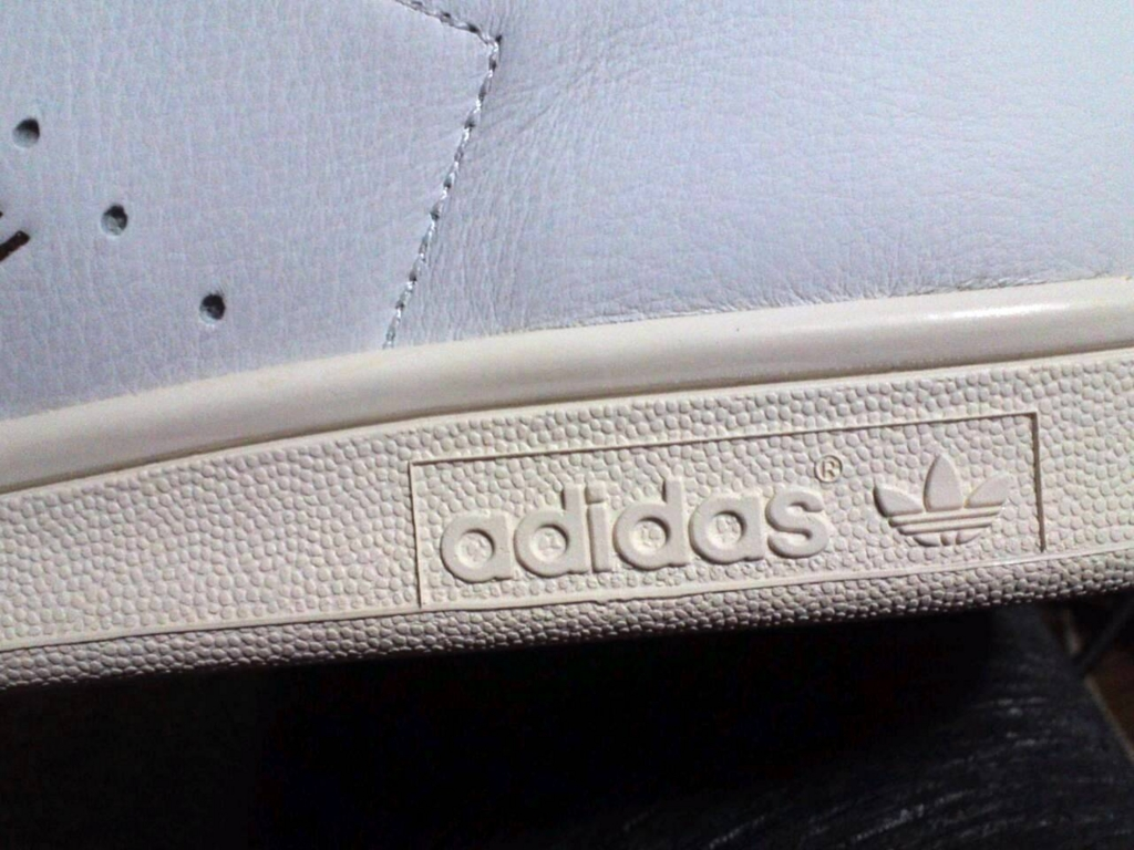 adidas stan smithのソール