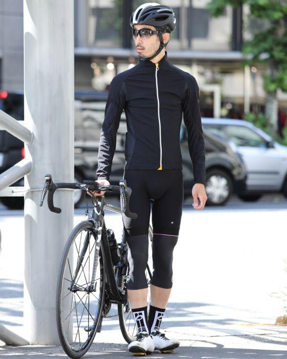 本格的サイクルファッション
