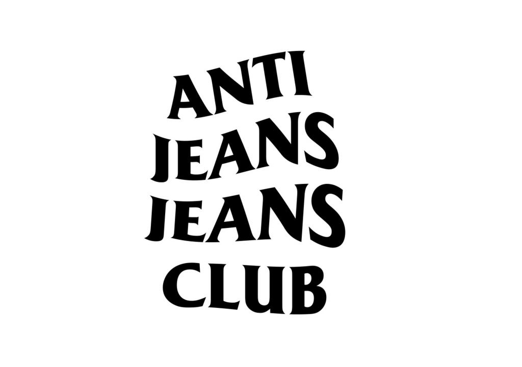anti jeans jeans club