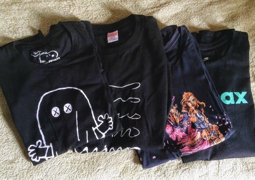 GSSMBOYのTシャツ