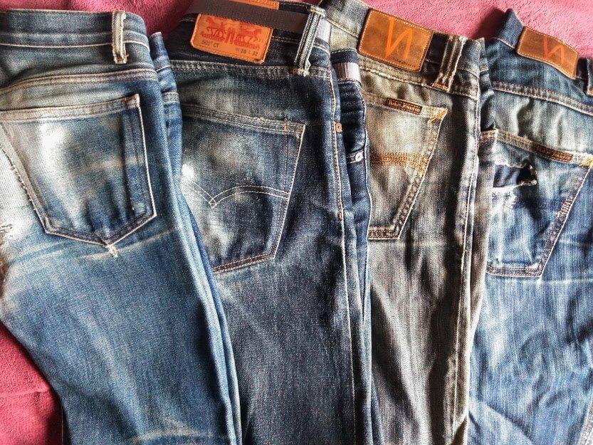 gssmboyのジーンズたち
