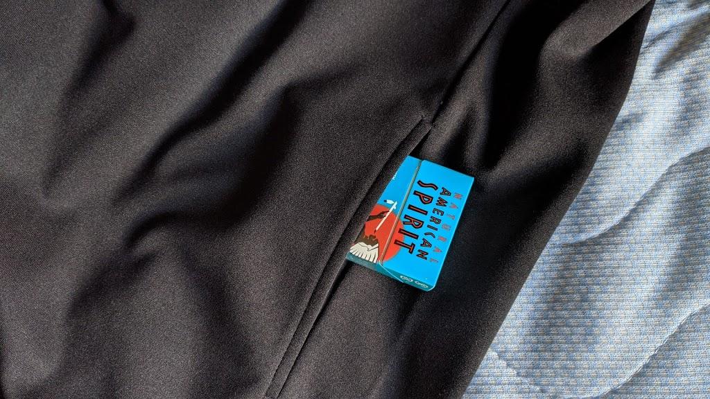 N.Hoolywoodのカーディガンのポケット