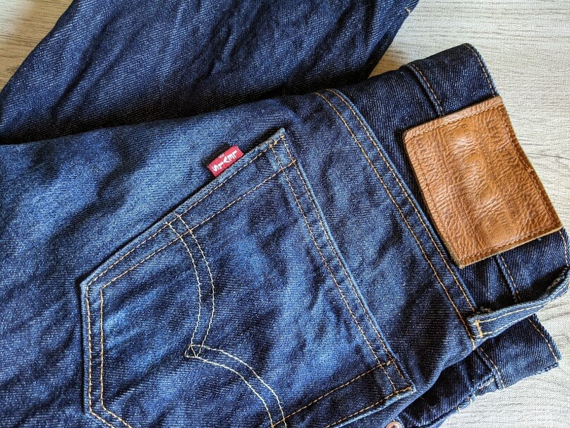 Levi's 511 made in the usa