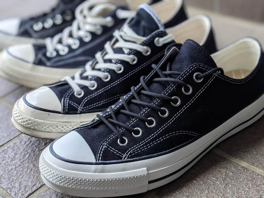converse addictとCT70