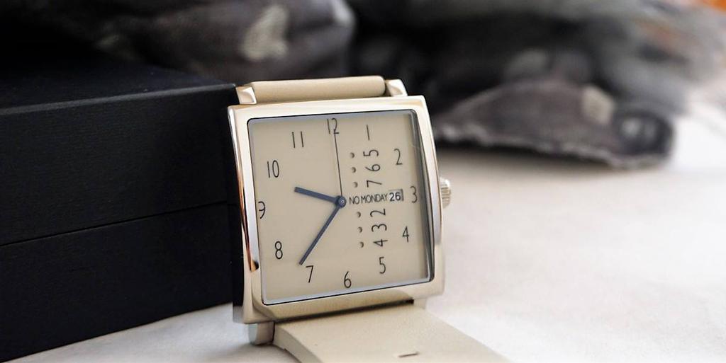 8e584b51e7 【腕時計】【何このブランド?】メンズ・レディースにおすすめな時計「NO Monday」