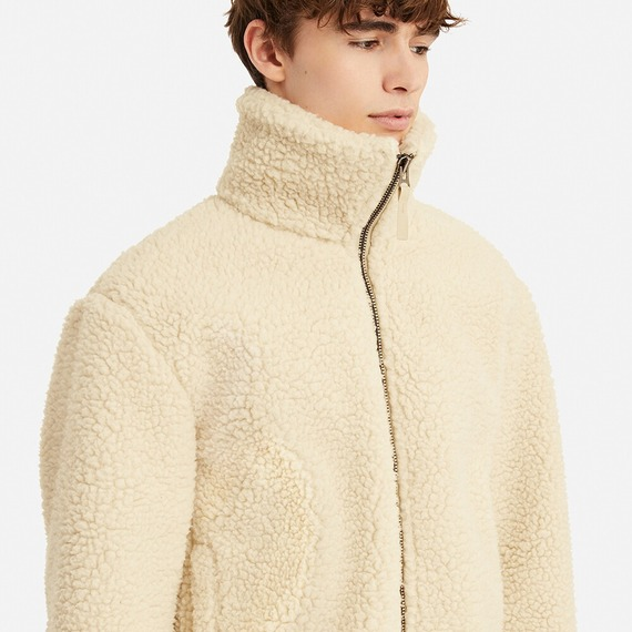 フリースジャケット(長袖)
