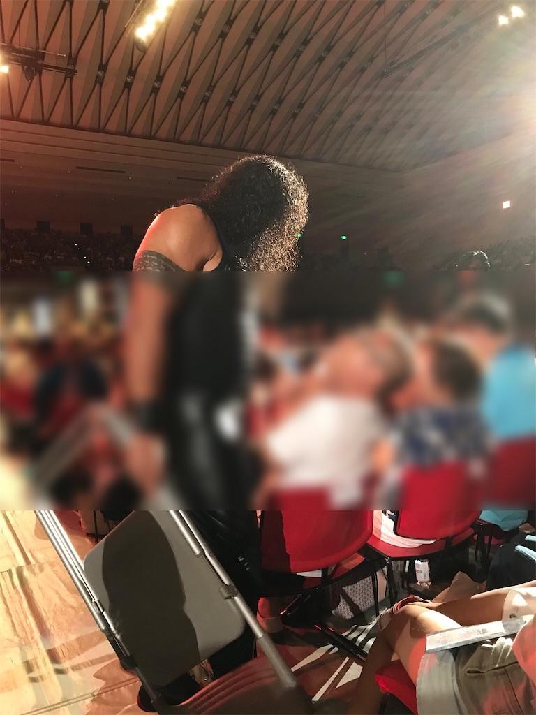 タマトンガ観客首絞め事件につい...