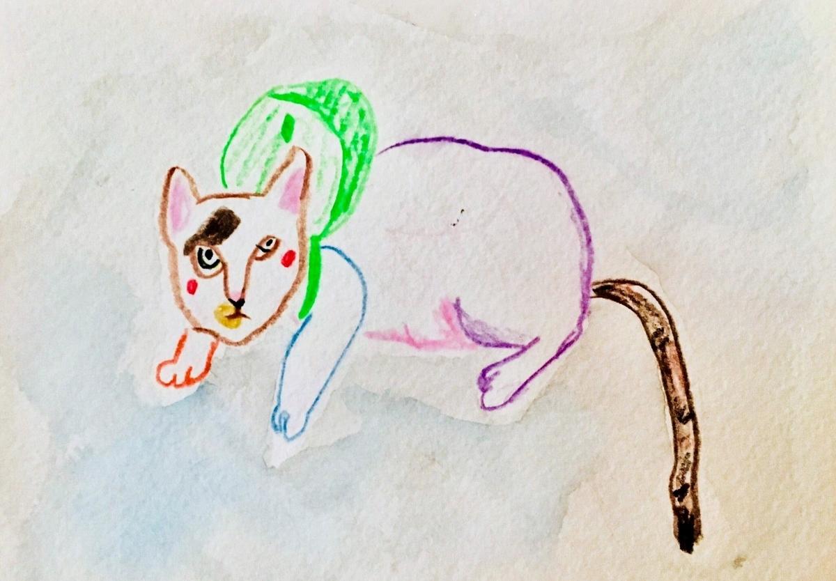 Rereさんが書いた猫