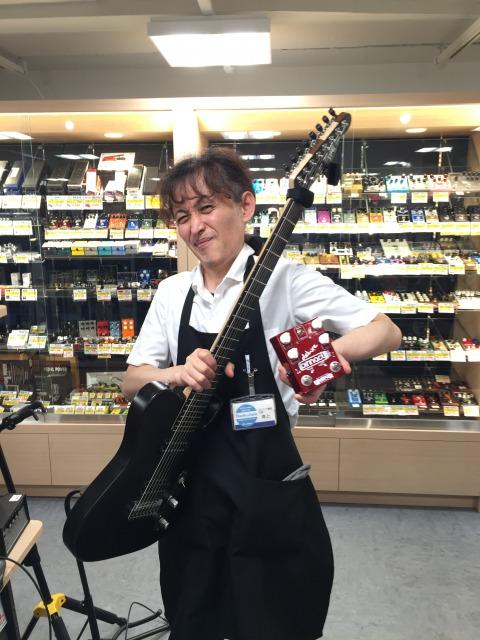 多弦ギターにおすすめな機材