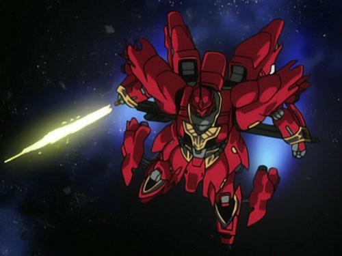 機動戦士ガンダムUC-ユニコーン- episode2「赤い彗星」