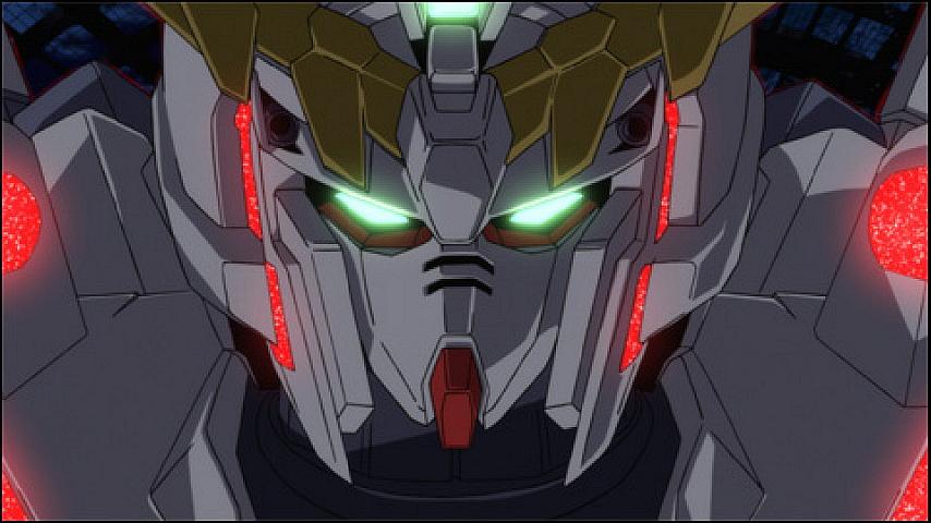 機動戦士ガンダムUC-ユニコーン- episode3「ラプラスの亡霊」