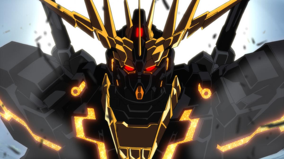 機動戦士ガンダムUC-ユニコーン- episode5「黒いユニコーン」