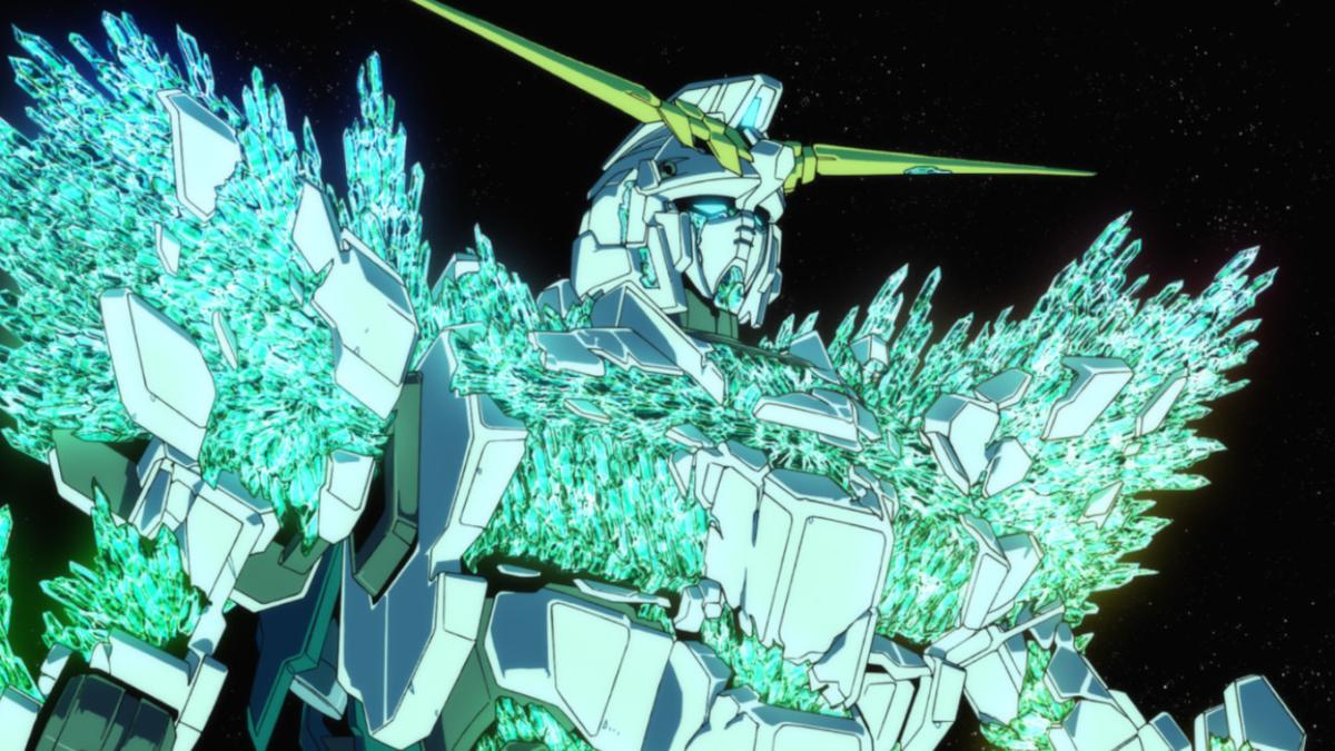 機動戦士ガンダムUC-ユニコーン- episode7「虹の彼方に」