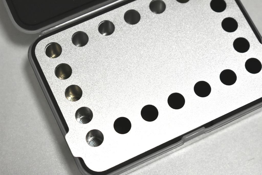 C-VAPOR3.0専用スペーサーケース使用方法