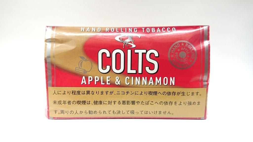 コルツ・アップル&シナモンの画像