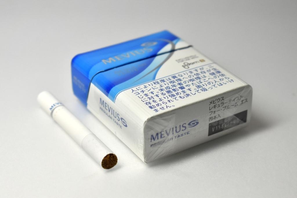 プルームS専用タバコスティックREGULAR TASTE(レギュラーテイスト)の画像