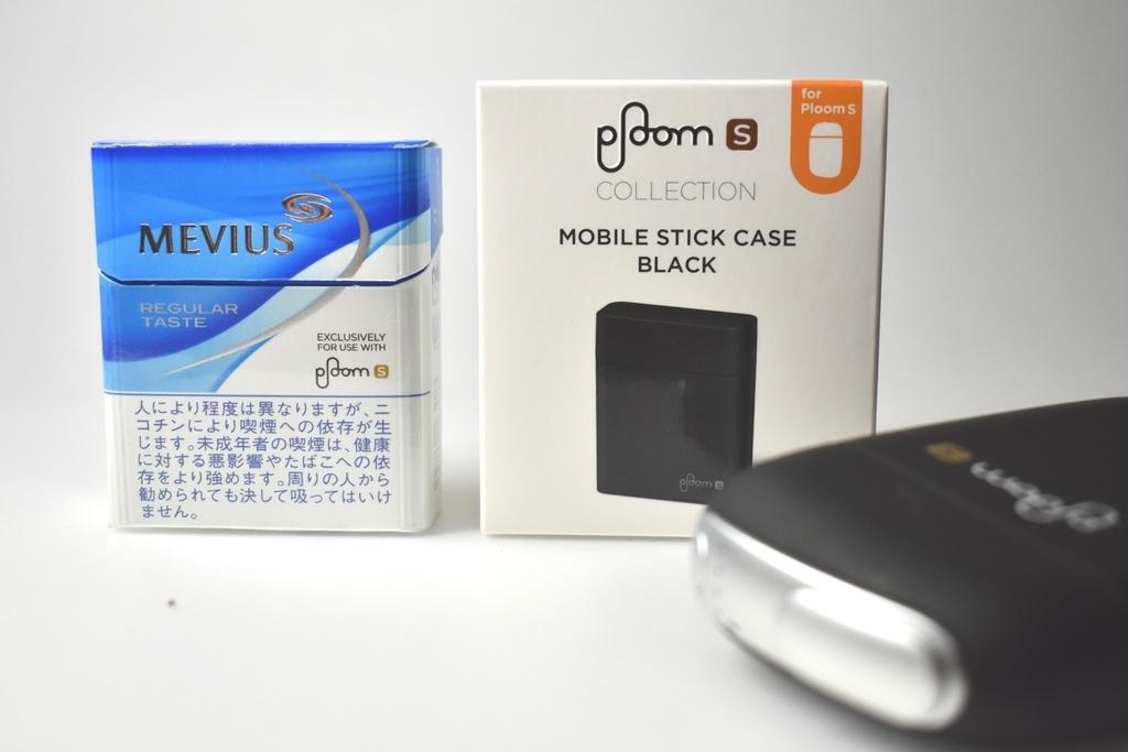 プルームS専用モバイルスティックケース
