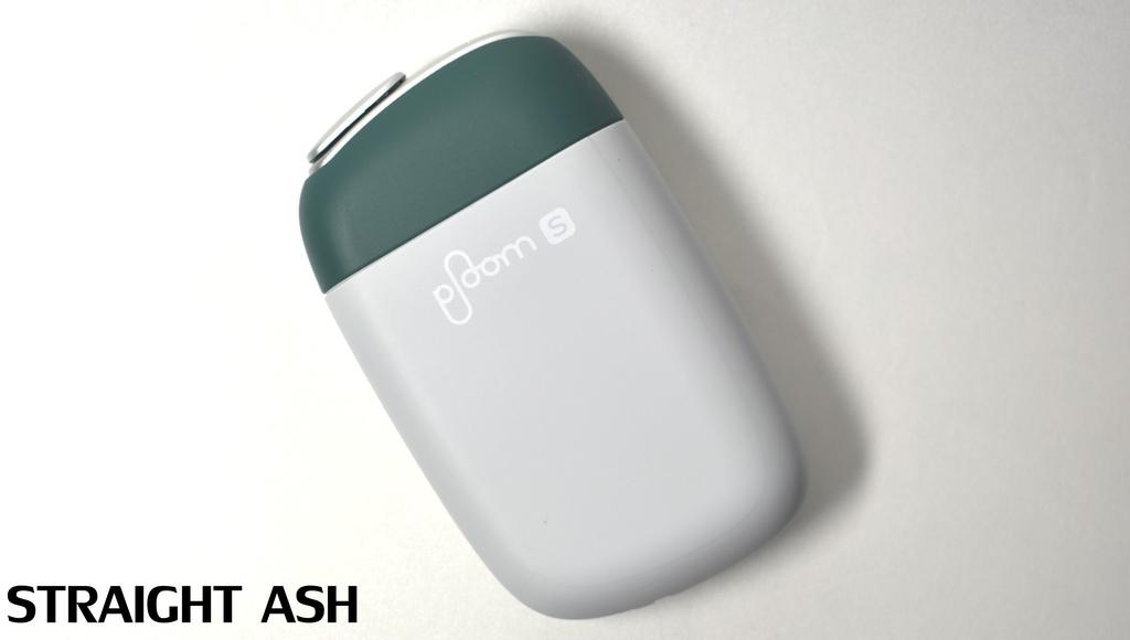 プルームS本体STRAIGHT ASHの画像