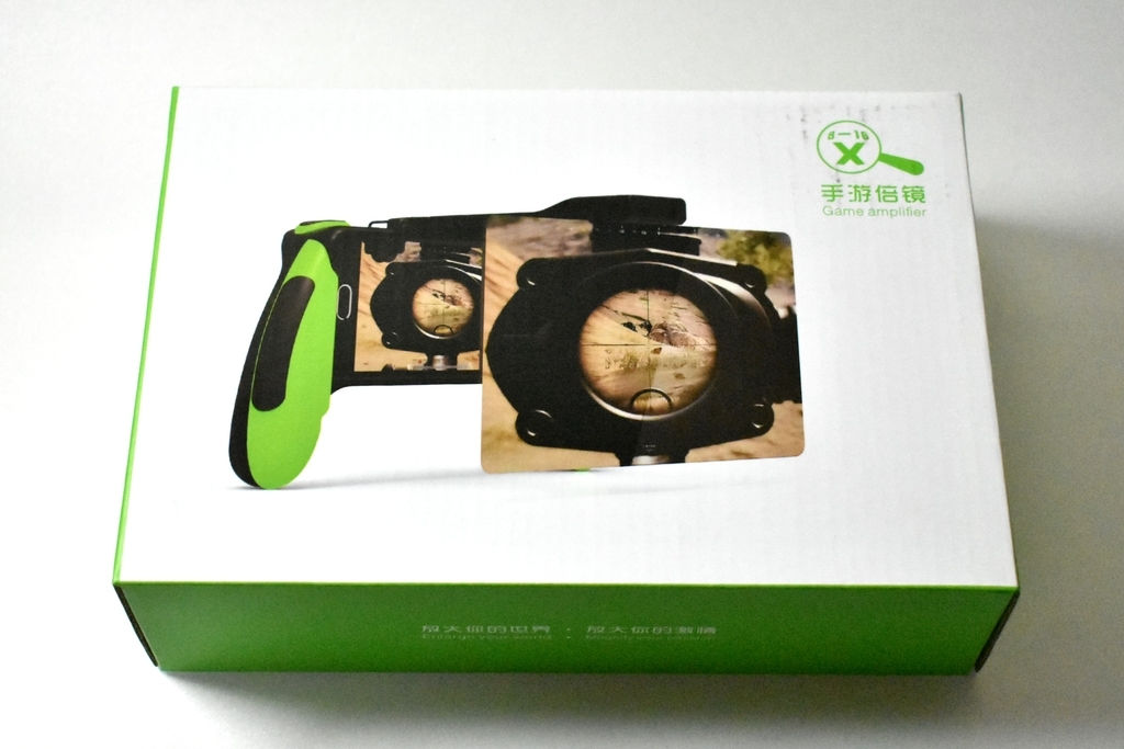 中国製のスマホ用コントローラー