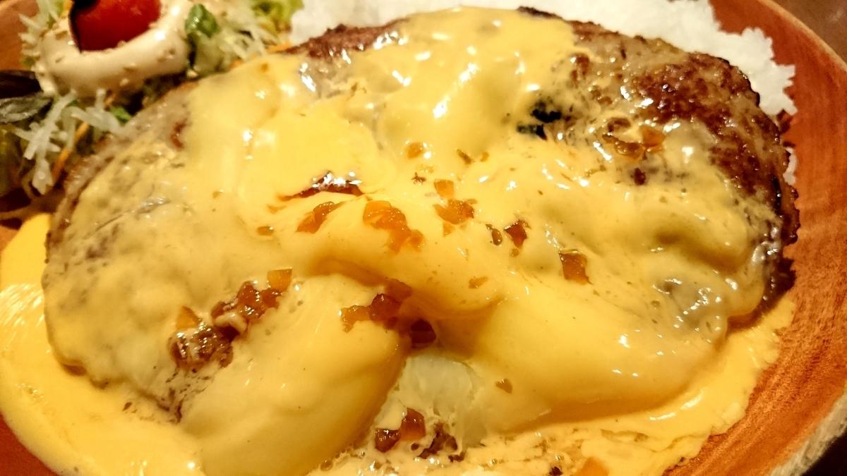 チーズ三昧バーグディッシュイエロー300g