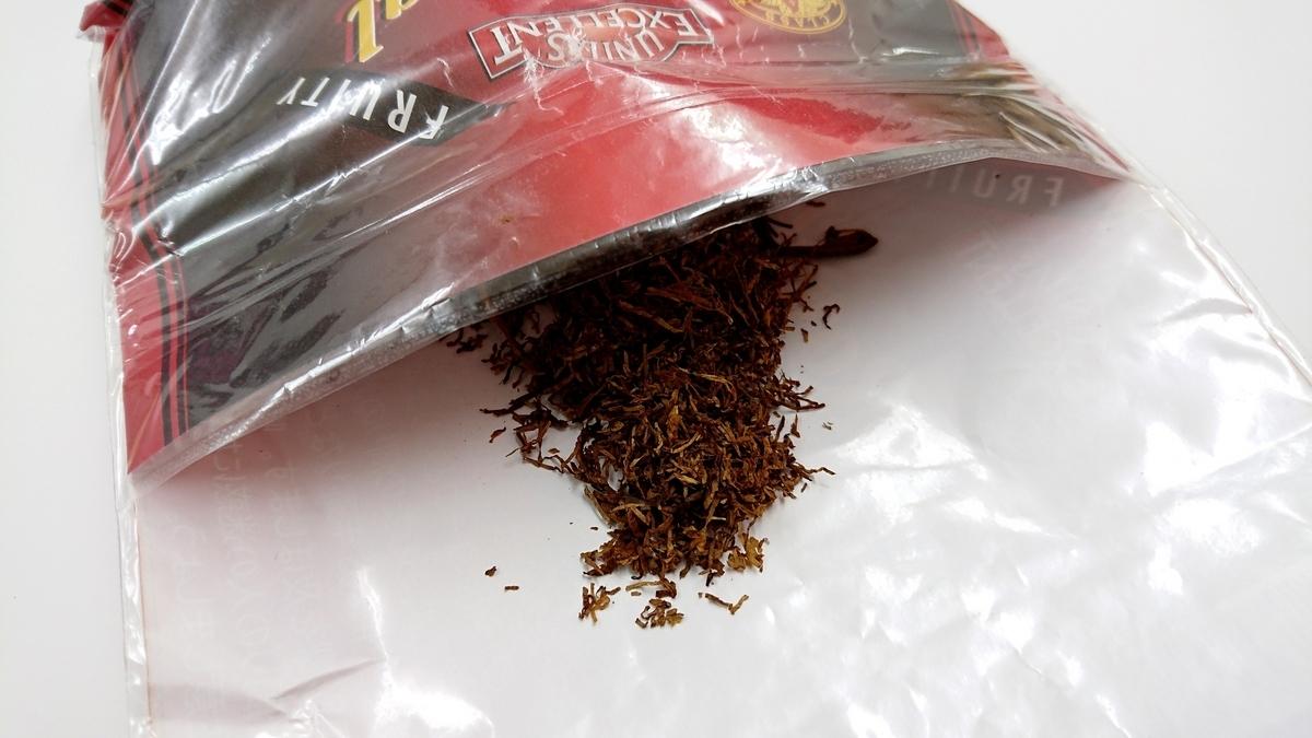 エクセレント・キールロワイヤルのタバコ葉