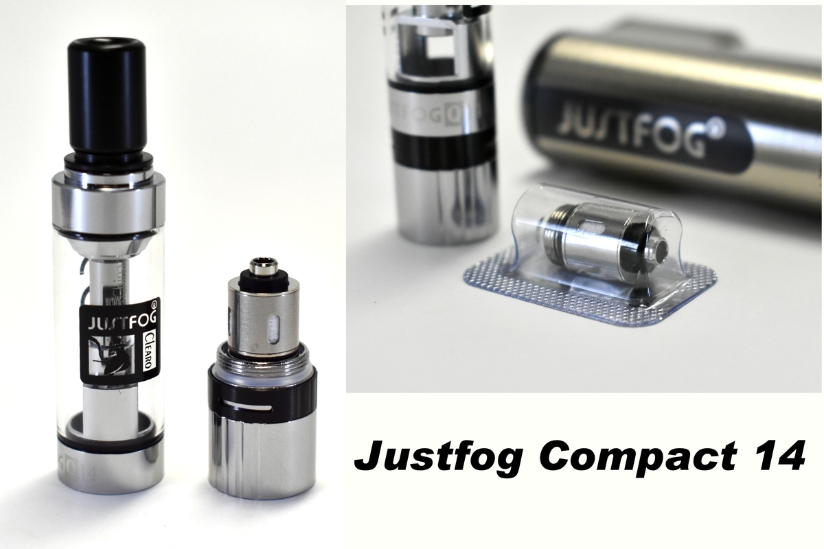 Justfog Compact 14