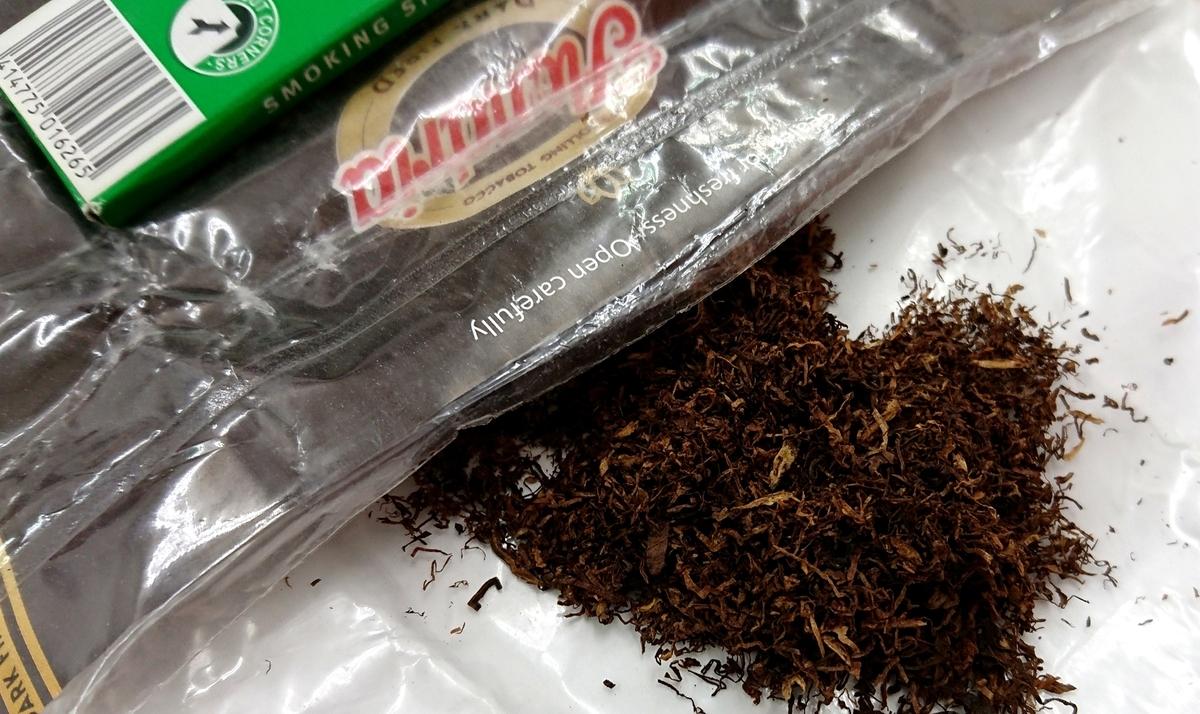 フランドリア・ブラックのタバコ葉