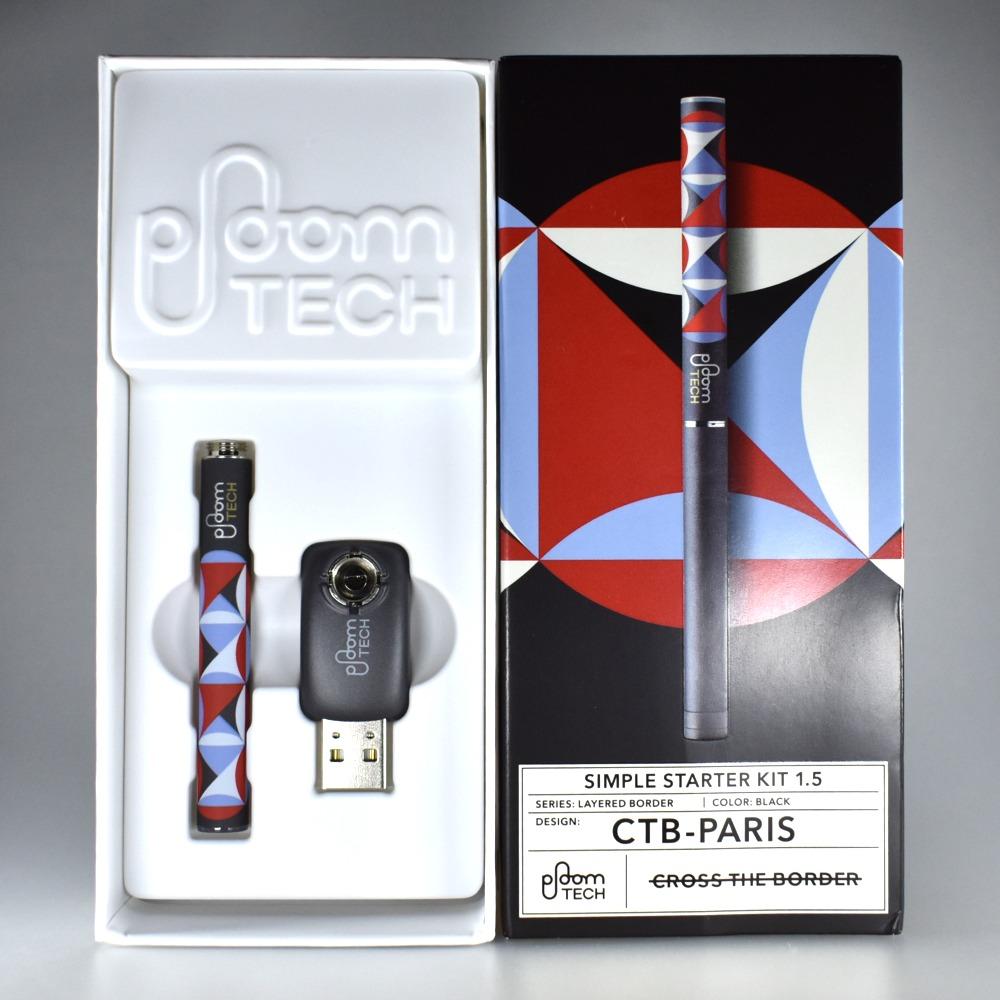 CROSS THE BORDER(CTB)シンプルスターターキットver1.5PARIS