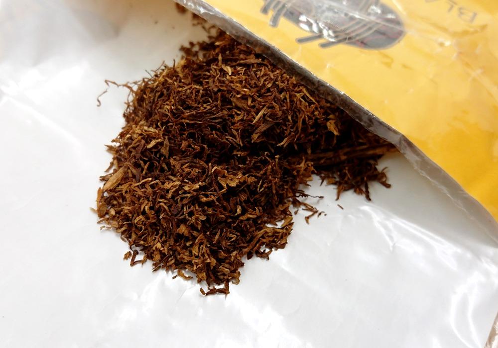 ブラックスパイダー・シャグ・アマゾンガラナのたばこ葉